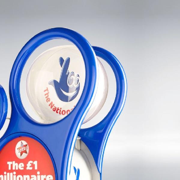 National Lottery Jackpot Worth £2.1 Million on Wednesday