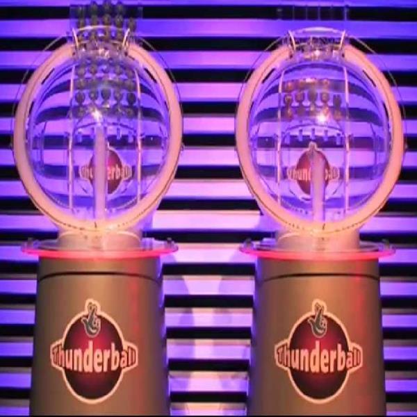 UK Thunderball Jackpot Worth £500,000 On Wednesday Draw