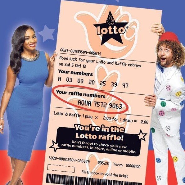 raffle numbers lottery