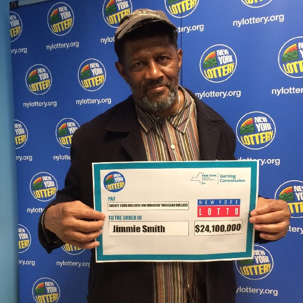 Grandfather Finds $24M Winning Lottery Ticket in Old Shirt