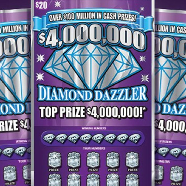 Woman Wins the Lottery Twice in One Day