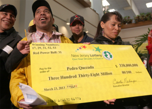 Lottery Winner Takes Home Millions
