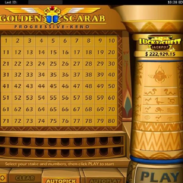 Lucky Chest Progressive Keno Jackpot at Party Casino Approaches $250K