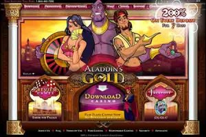 Lucky Player Wins $420,000 at Aladdin's Gold Casino