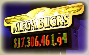 One very lucky player at the M Resort in Henderson Casino has hit the casino's biggest jackpot worth $17.3 million while playing the Megabucks slot machine last Saturday night.