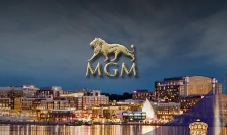 MGM Posts Surprise First Quarter Profit