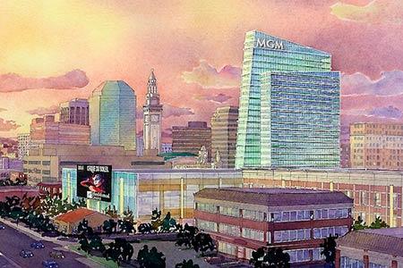 MGM Submits Casino Application to Massachusetts Regulators