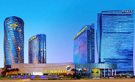 Macau's Casinos Enjoy Continuing Success