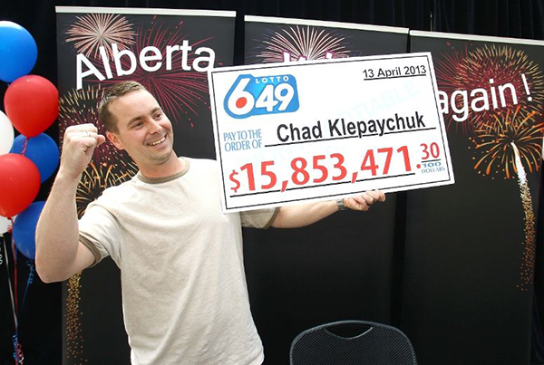 Man Wins Lottery after Listening to His Wife