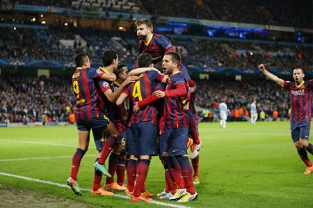 Manchester City vs Barcelona Champions League Betting Preview