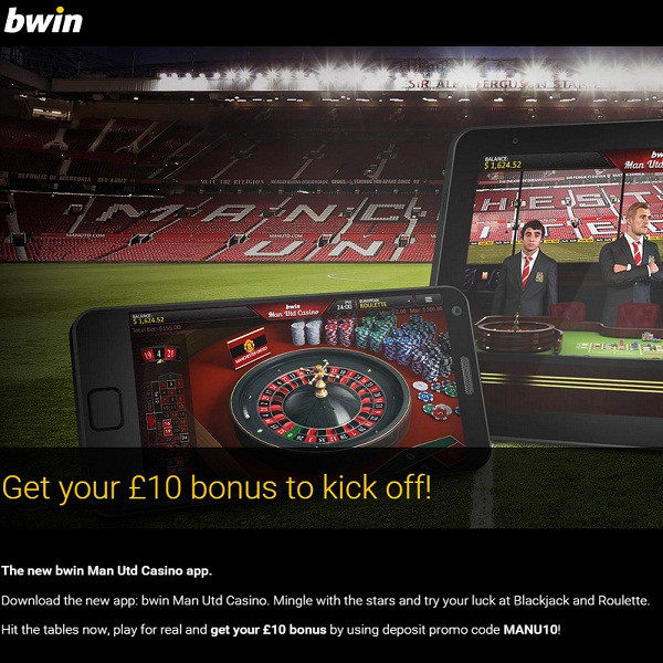 Manchester United Launches Real Money Gambling App