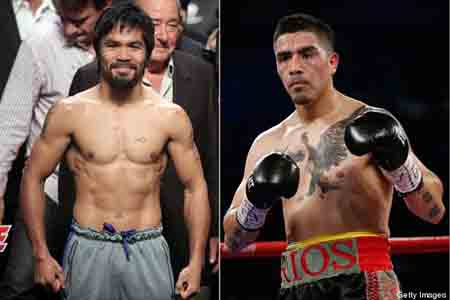 Manny Pacquiao vs Brandon Rios Betting Preview