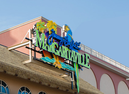 Margaritaville Opens in Atlantic City