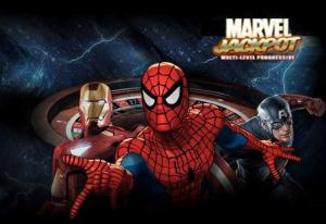 Marvel Ultimate Power Jackpot Won