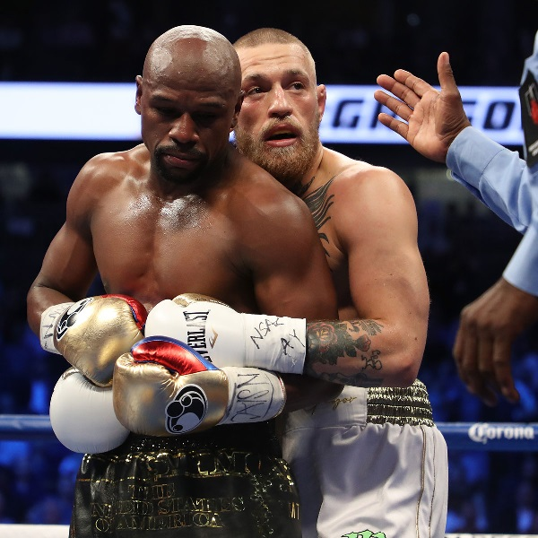 Bookies Offer Short Odds on Mayweather McGregor Rematch