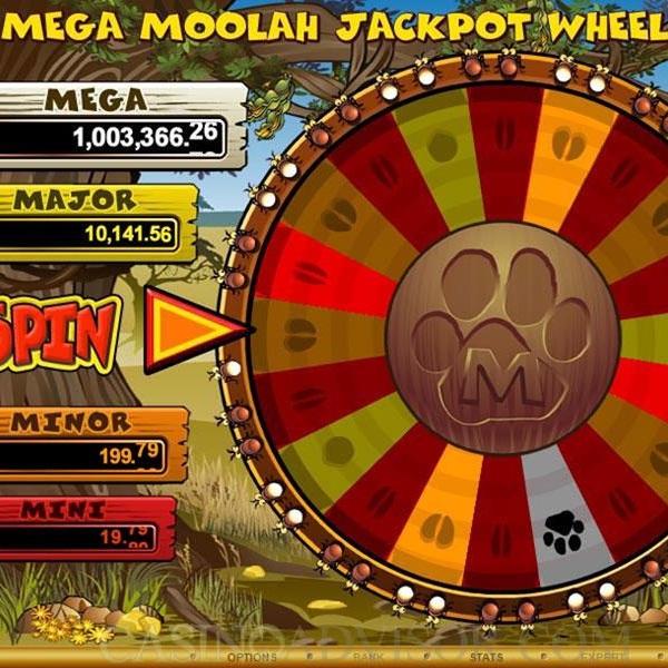 Unibet Casnio Offers £2.8M Mega Moolah Slots Jackpot