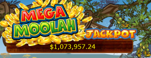 Mega Moolah Jackpot Waiting to be Won