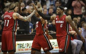Miami Heat Focus on Winning the Championship