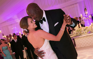 Michael Jordan Marries Yvette Prieto