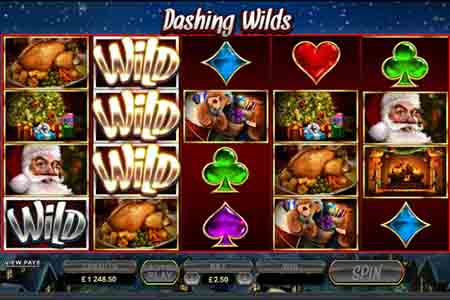 Microgaming Enters Christmas Spirit with New Games and Tournament