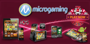 Microgaming Launches New HD Mobile Slots
