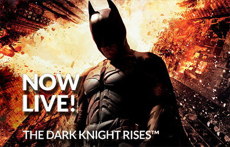 Microgaming Releases Dark Knight Rises Slot