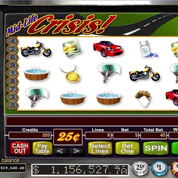 Mid-Life Crisis Progressive Jackpot Approaches $2M at Bodog Casino