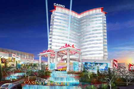 Mississippi Gaming Commission Approves D'Iberville Casino Resort