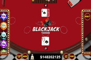 Blackjack Blitz Takes High Stakes Blackjack Mobile