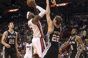 NBA Finals Preview – San Antonio Spurs vs Miami Heat
