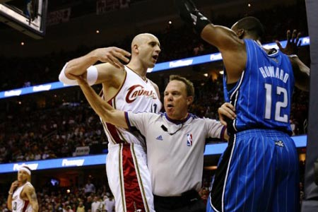 NBA Referees' Napoleon Complex Could Affect Gambling Markets