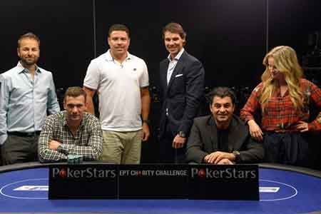 Nadal Beats Negreanu in Charity Poker Event