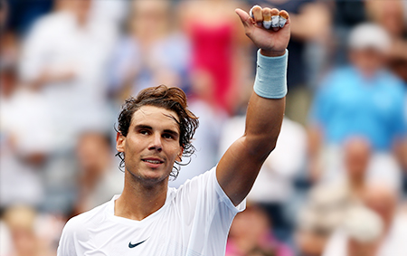 Nadal is Bookies Favourite to Win US Open