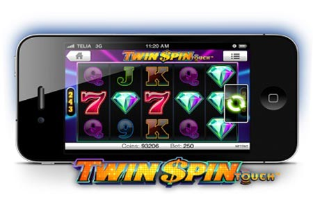 Net Ent's Twin Spin Goes Mobile