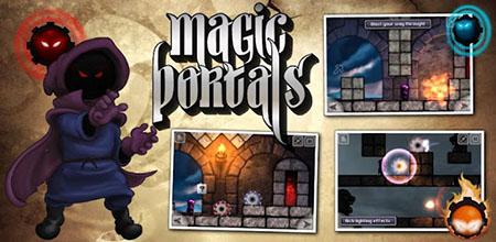 Net Entertainment Release Magic Portals for Mobile