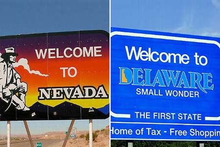Nevada - Delaware Gaming Compact May Launch This Summer
