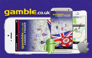 New App to Find Local Land Based Casinos