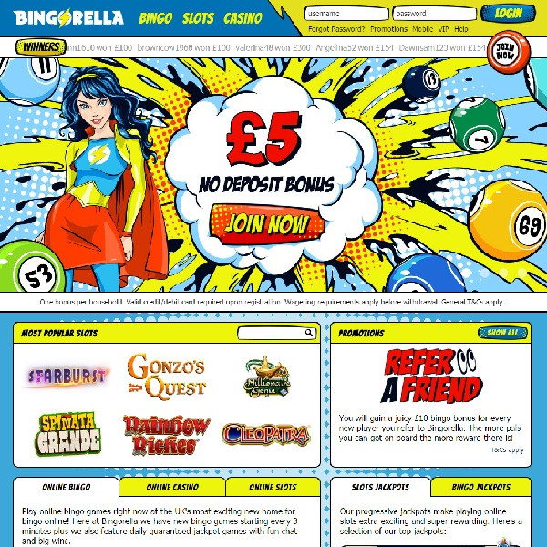 Bingorella Brings Bingo to the World of Comics