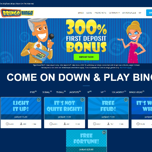 Bring Bingo Is The Brightest Bingo Show Online