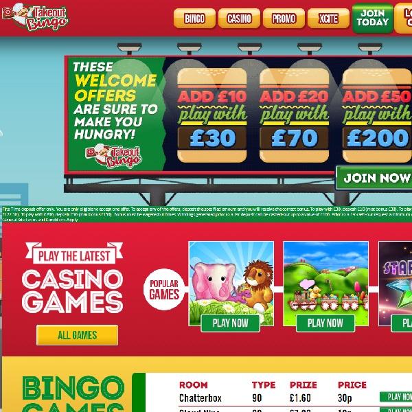 Takeout Bingo Delivers Bingo Hall Fun Into Your Home