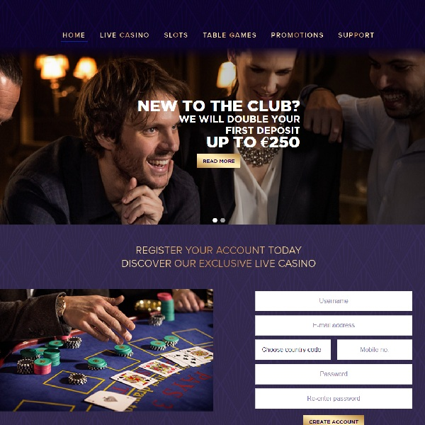 Live Lounge Casino Delivers The Best Live Dealer Gaming