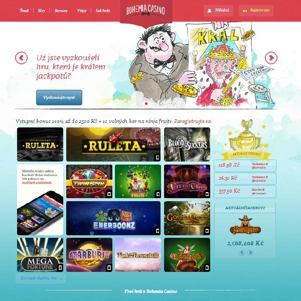 Bohemia Casino Now Live and Fully Functional