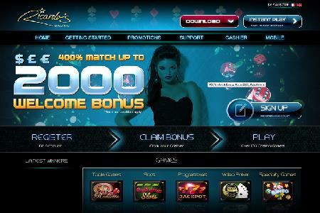 Ricardo's Casino Offers the Best of Rival Gaming