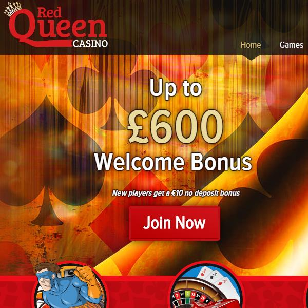 Red Queen Casino Launches for UK Players
