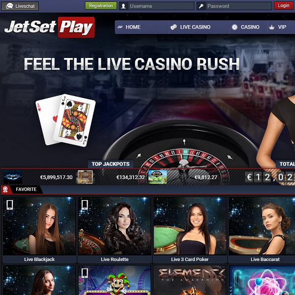 JetSetPlay Casino Provides Adrenaline Fuelled Online Gambling