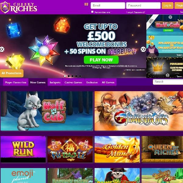 Cheeky Riches Casino Allows You to Monkey Around