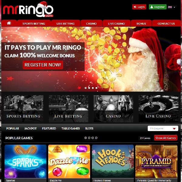 Mr Ringo Casino Offers a Comprehensive Experience