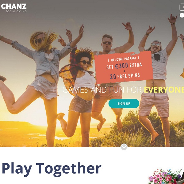 Chanz Casino Offers A Social Gambling Experience