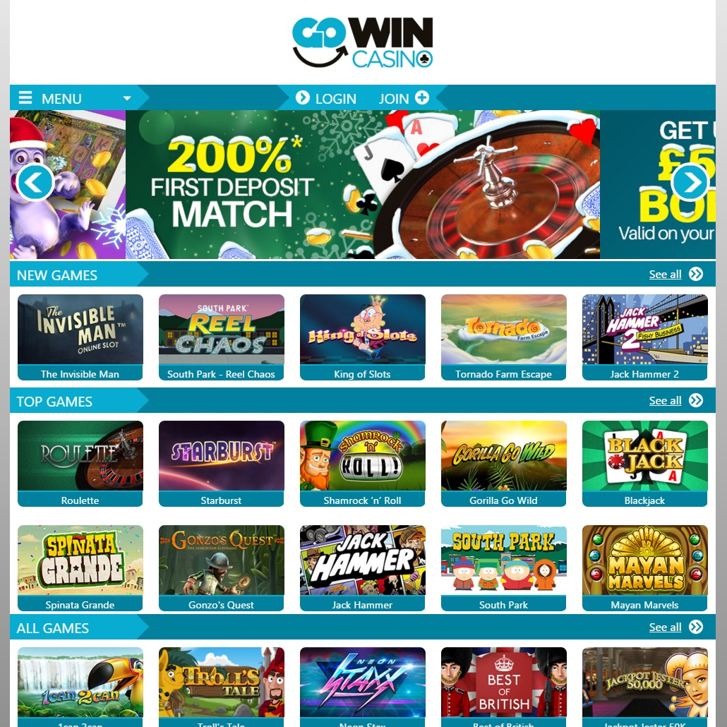 GoWin Casino Helps Players to Win