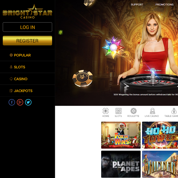 Bright Star Casino Review – Adding a Shine to Gaming